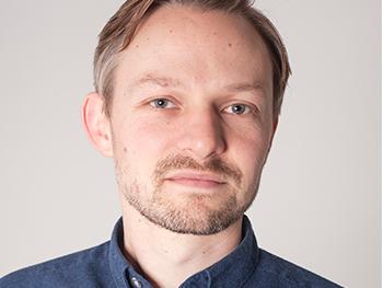 Headshot of Matthew Jones