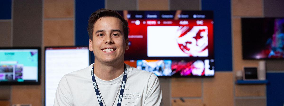 Max Andrews, BBC Apprenticeship, Birmingham City University