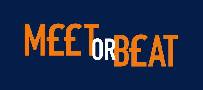 Meet or Beat Scholarship