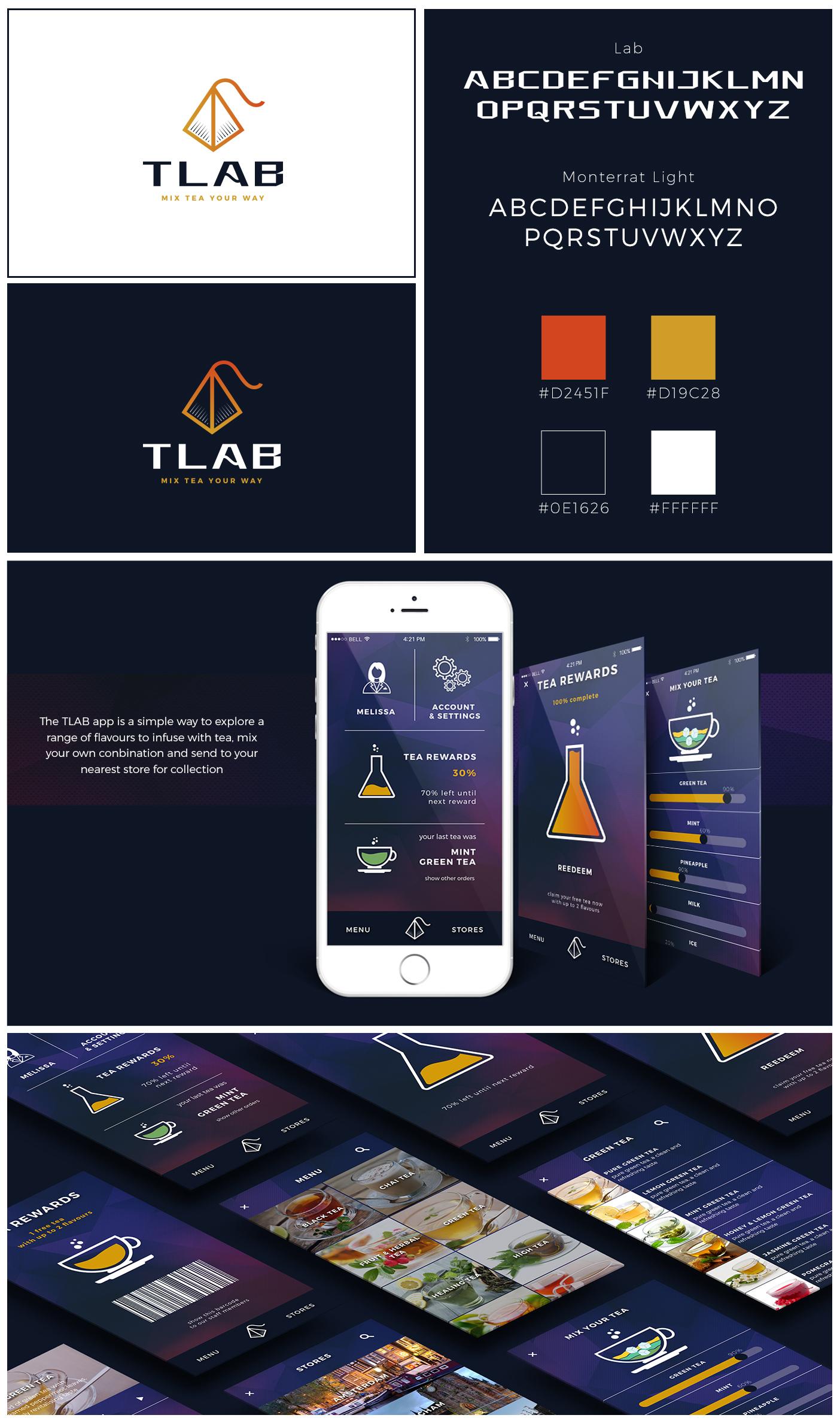 T L A B app
