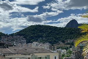 Muhammad 300x200 - Shot of Christ the Redeemer in Rio, Brazil