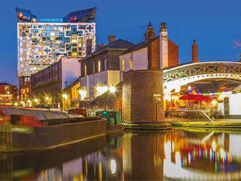 Birmingham placemaking