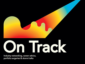 Graphic Communication On Track poster 2018