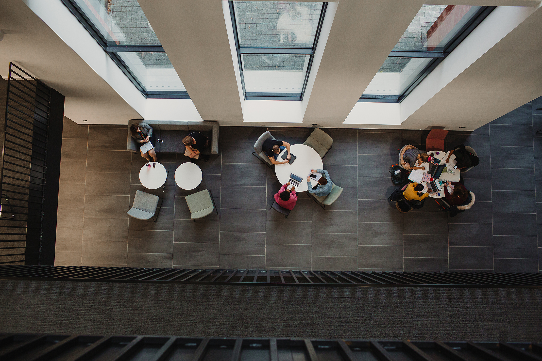 Overview if seacole study space