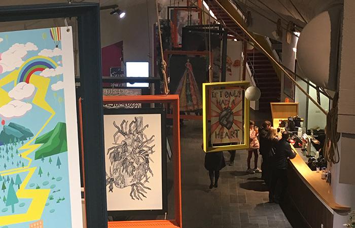 Oz exhibition
