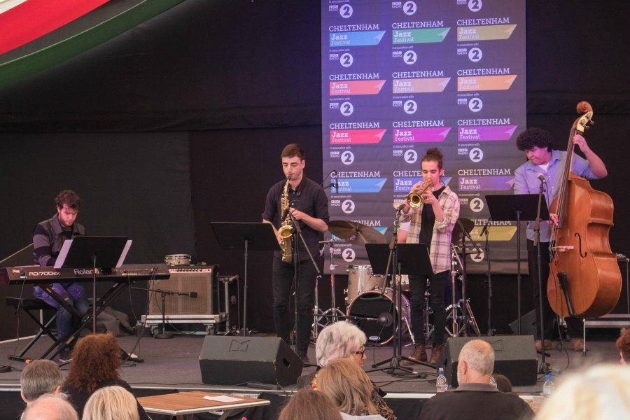 Cheltenham Jazz Festival 3