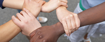 Centre for Human Rights Partners Image 341x139 - Hands crossed