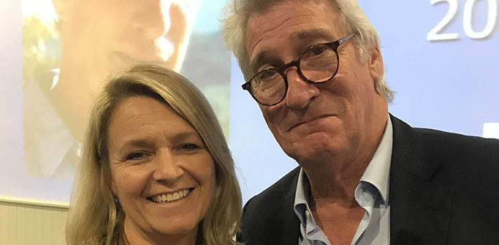 Jeremy Paxman and Alison Honour- first semester Journalism blog