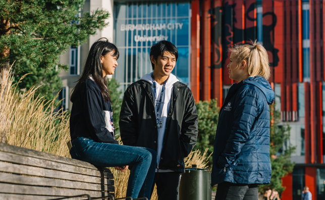 Postgraduate study - International