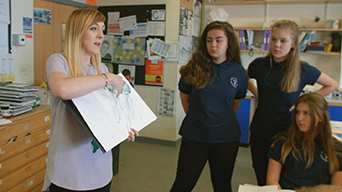 PGCE videos what its like to be a secondary teacher