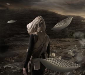 Larissa Sansour Artwork