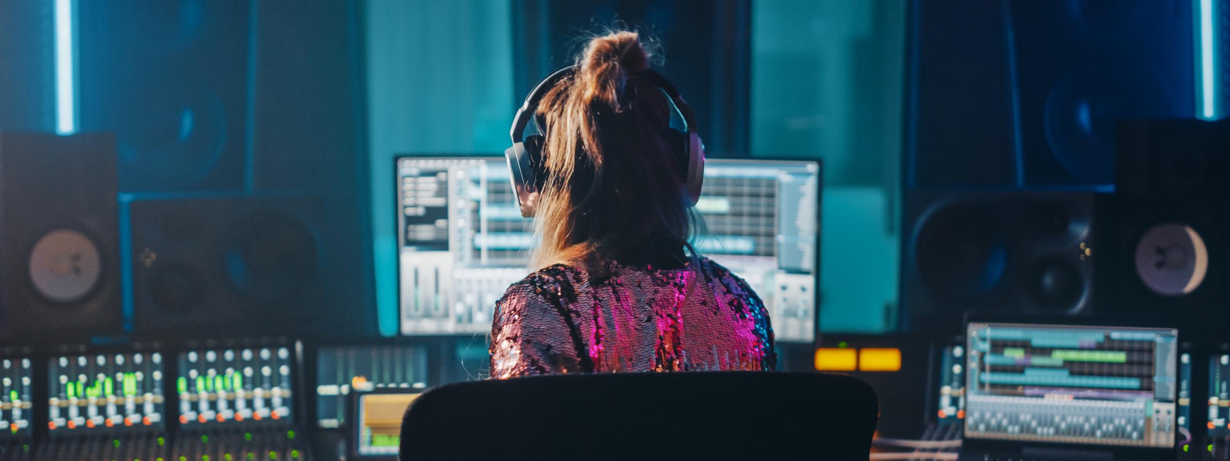 women in sound engineering
