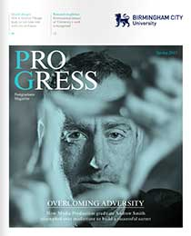 Progress Magazine Spring 2015