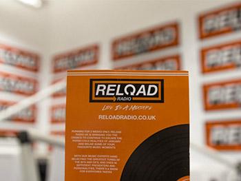 Reload radio main image