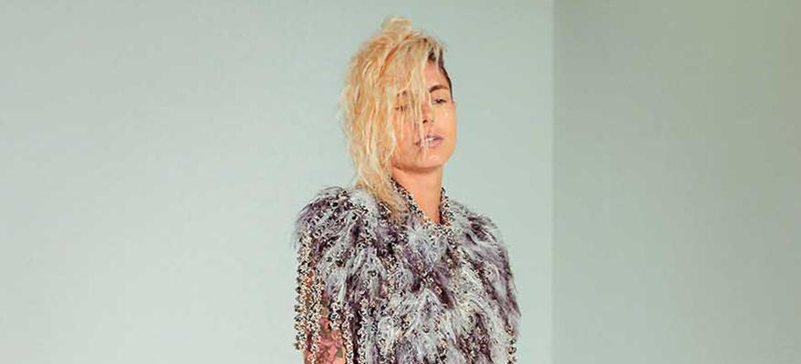 Fashion Design Graduate, Rhys Ellis, Debuts Second Collection: White Horses