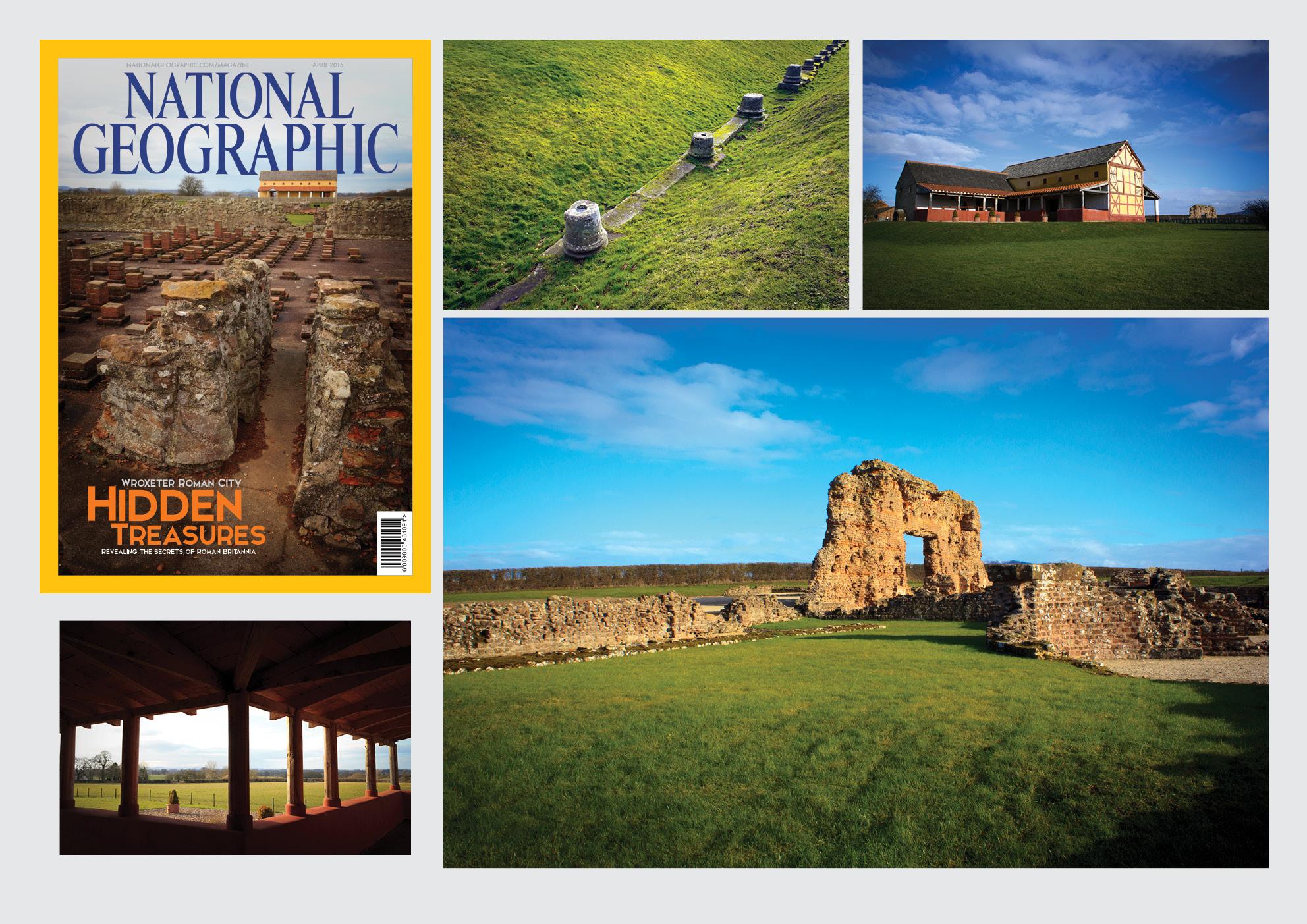 Wroxeter Roman City - Hidden Treasures