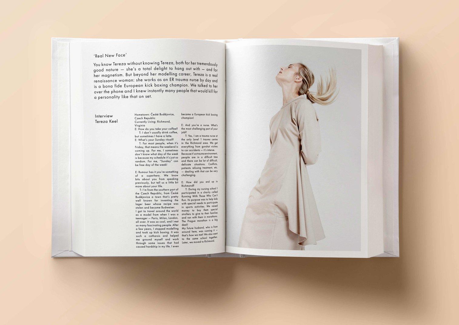Limited Edition Print Design and Art Direction 'un scene magazine' 2