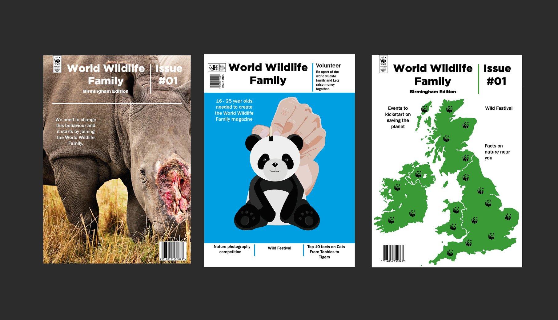 WWF Campaign 1