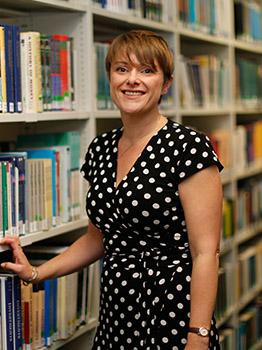 Sarah Wood Head of School English