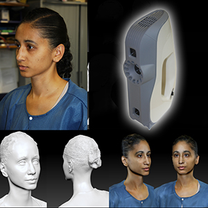 Asset Capture and 3D Scanning - School of Health Sciences