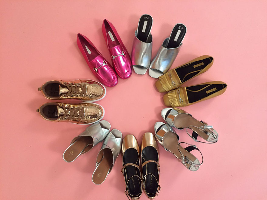 Look magazine blog shoes