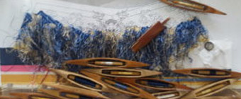 Silk tapestry 2
