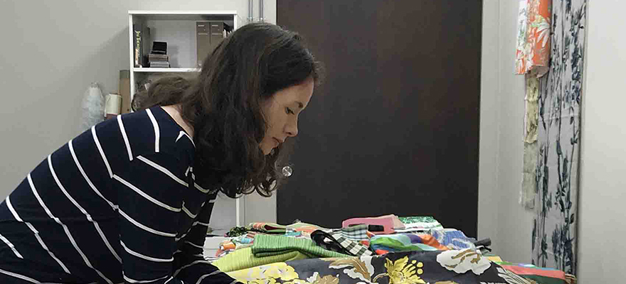 We caught up with Textile Design Graduate, Bronagh Teague to discuss her career in South East Asia.