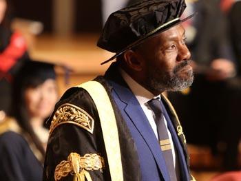 Sir Lenny graduation news