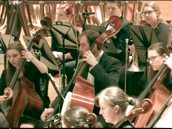 See our Symphony Orchestra perform Skryabin's Piano Concerto