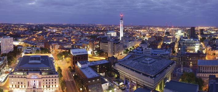 Life in Birmingham