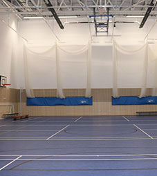 sports facilities - sports hall
