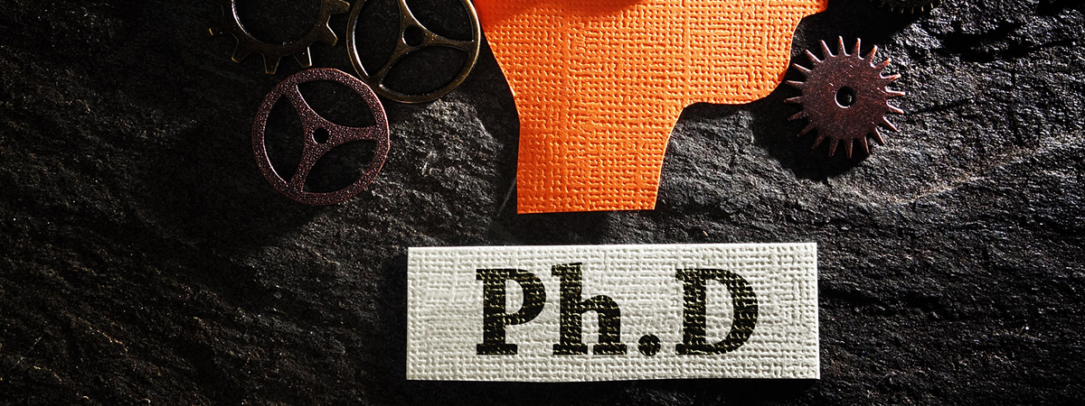 Starting your PhD degree will be an exciting and unpredictable challenge.