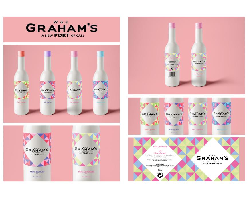 Graham's Port Pre-mixed Cocktails