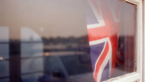 We Want Our Country Back Lecture Image 2 465x263 - Union Jack in window