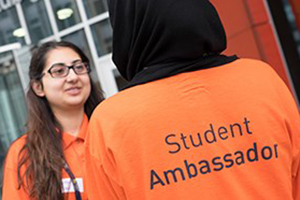OpportUNIty Student Ambassador
