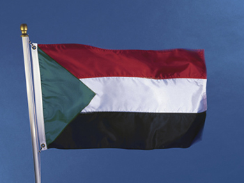 Centre for Human Rights Sudan Page Image 350x263 - Sudan Flag