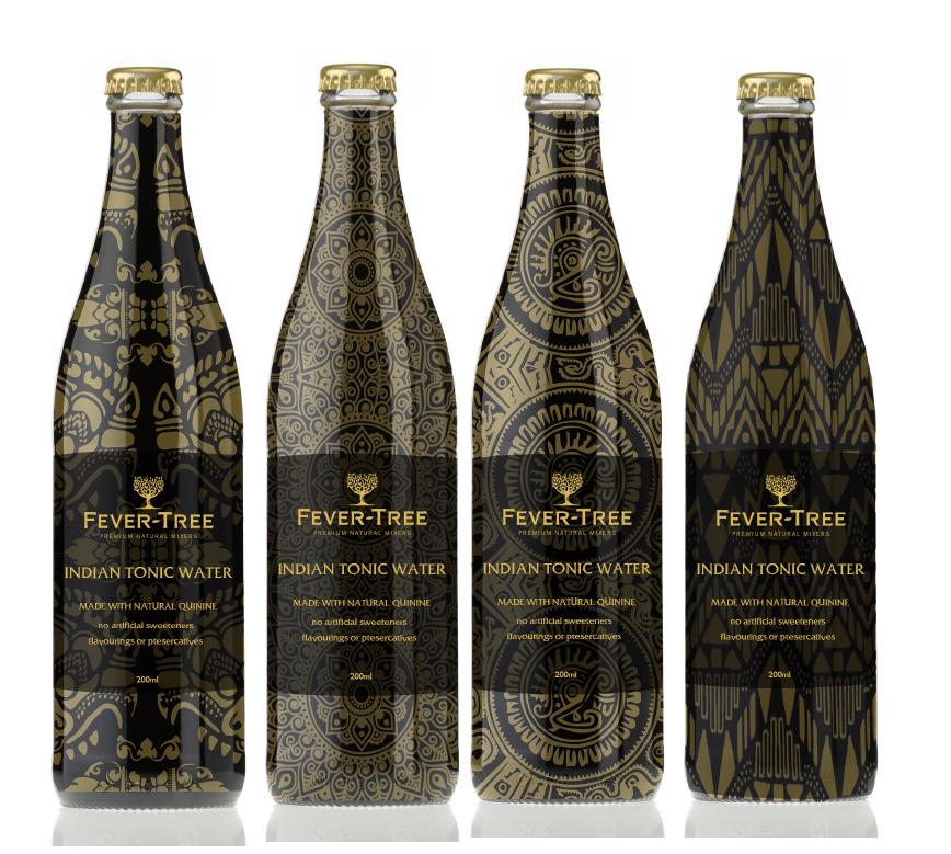 Fever Tree Bottle