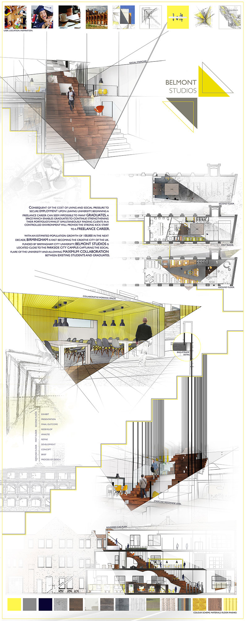 Interior Architecture And Design Ba Hons 2020 21 Entry Birmingham City University