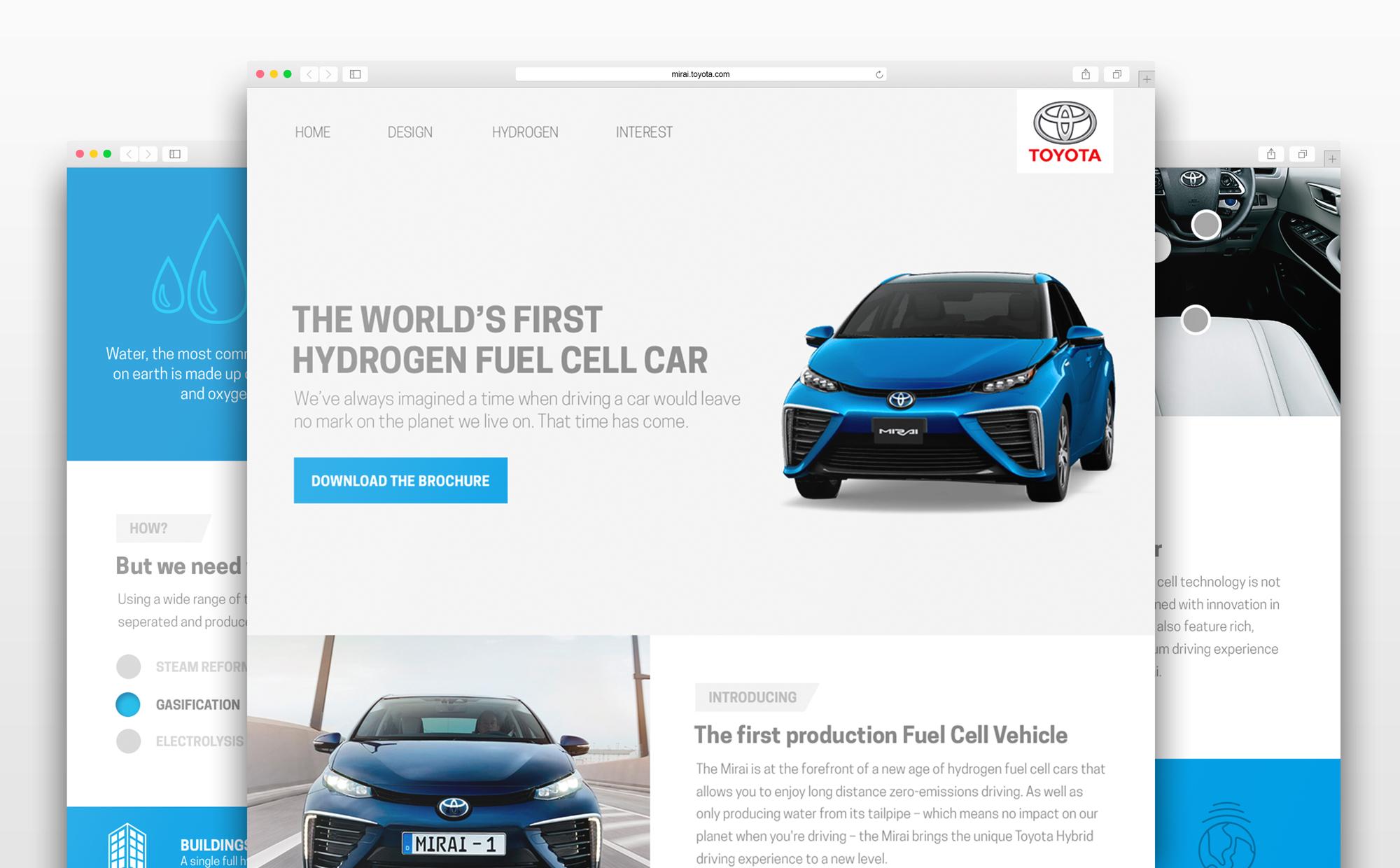 Toyota Mirai Campaign 2