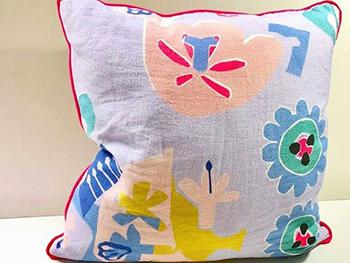 Tasha Warren cushion