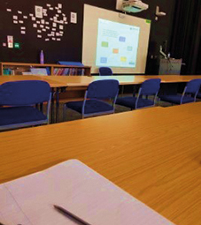 day in the life - teacher training - 10am