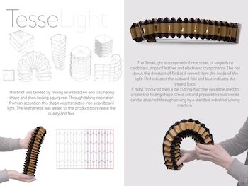 Product Design - Tesse Light