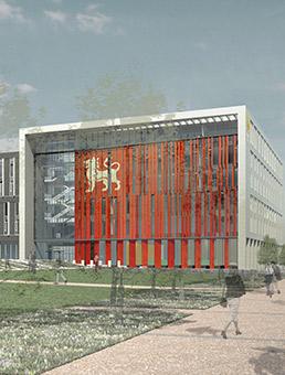 Curzon Building artist's impression