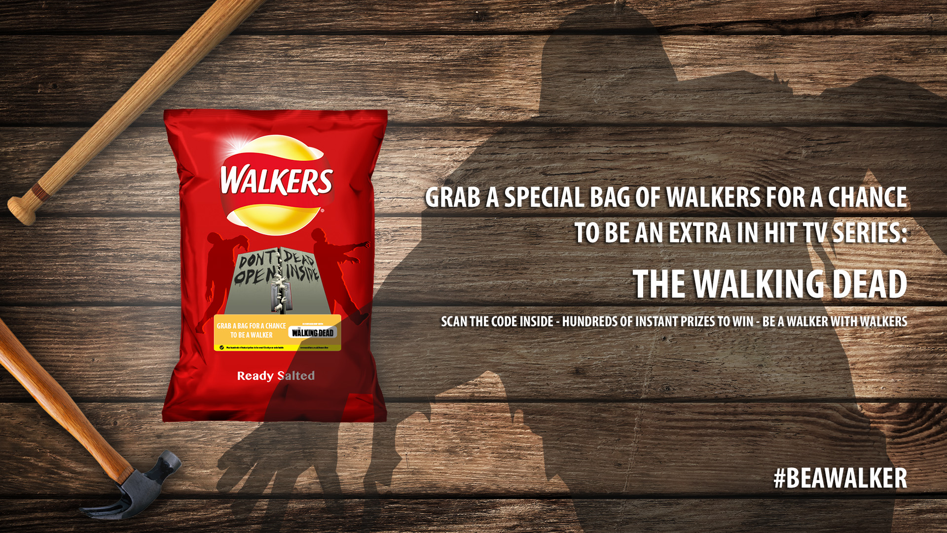 Be a Walker with Walkers