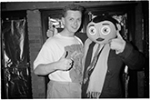 Dave Travis and Frank Sidebottom
