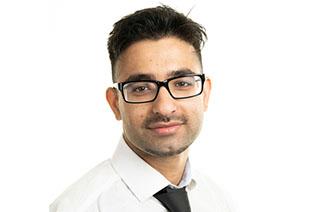 Tyub Sabir, Construction Management Graduate