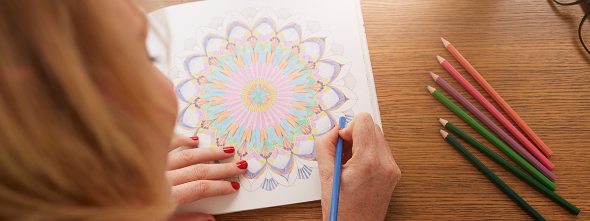 Ways colouring can help you de-stress for exams