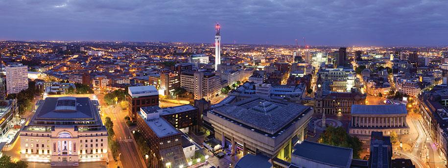Conservatoire - Why Birmingham
