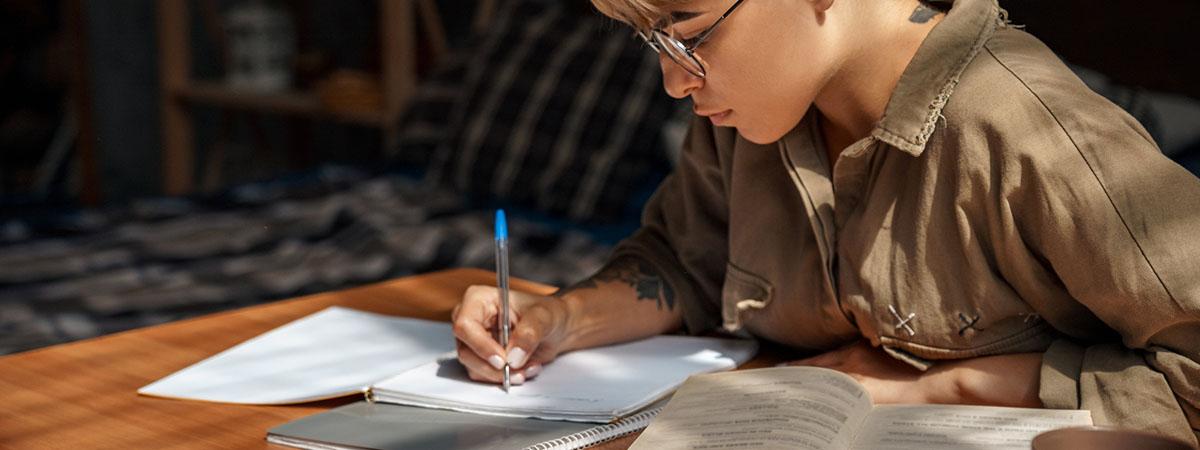 The benefits of writing sessions | Birmingham City University