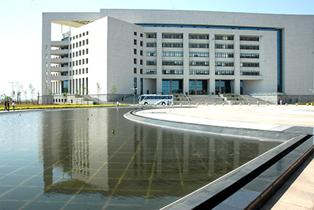 Wuhan Textile University Library